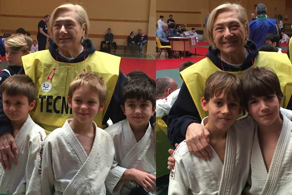 Judo: I magnifici 5 più una