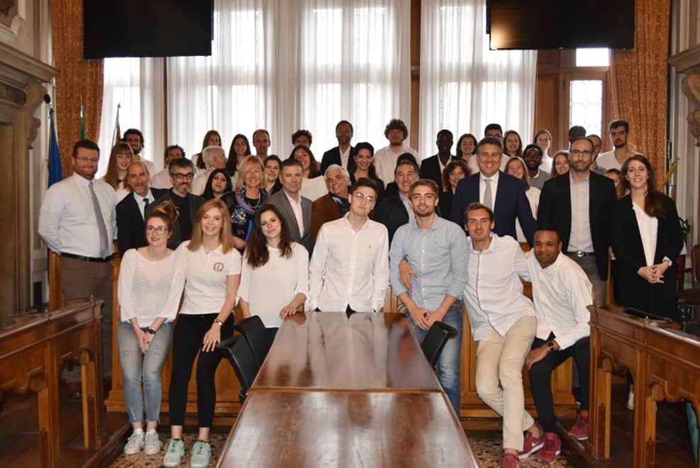 5a edizione del gemellaggio tra CUS Venezia e Università di Tolosa