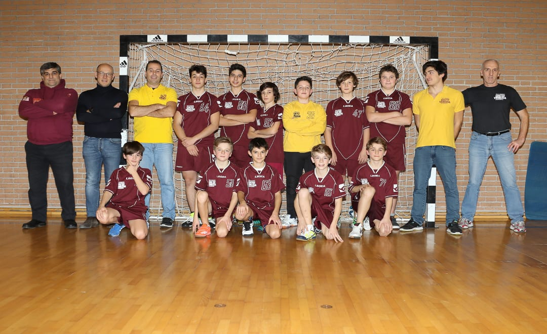 """Vittoria degli Under 14 """"Idrobase"""" alle """"Final Four"""" del Campionato"""