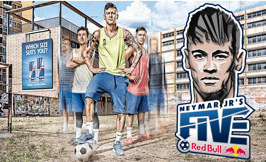 Arriva la 2° edizione del Neymar Jr's 5 in collaborazione con il CUS Venezia