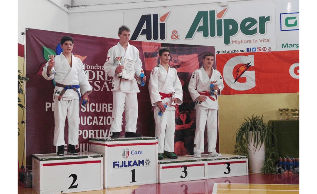 Continuano le vittorie degli atleti Judo del CUS Venezia