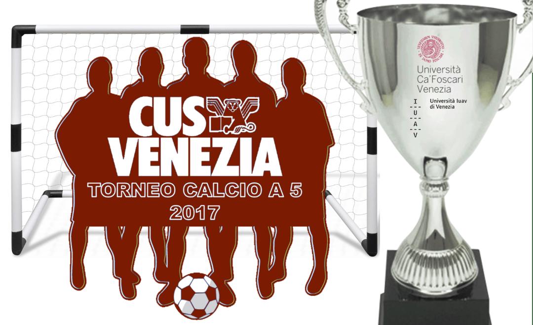 Aggiornamento Torneo Calcio a 5 Universitario