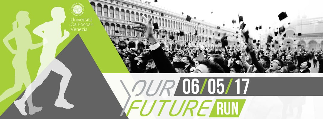 Y.our Future Run di Ca' Foscari