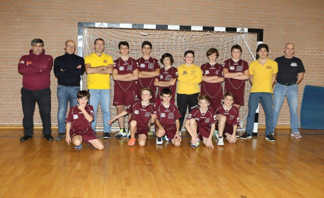 Domenica, Final Four Under 14 Maschili al Palacus di Venezia