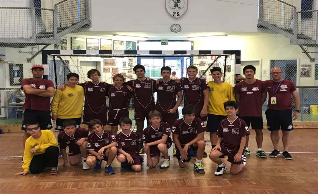 Finali Nazionali Under14: CUS Venezia tra le prime 8 e Zanon nella formazione ideale