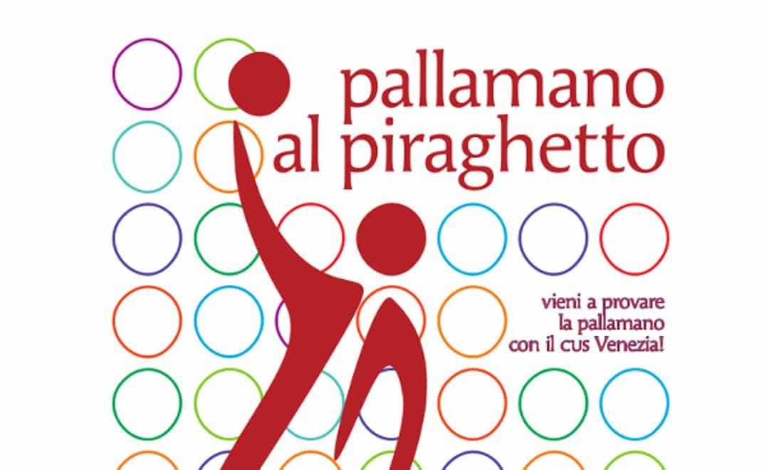 Domenica la pallamano al parco Piraghetto