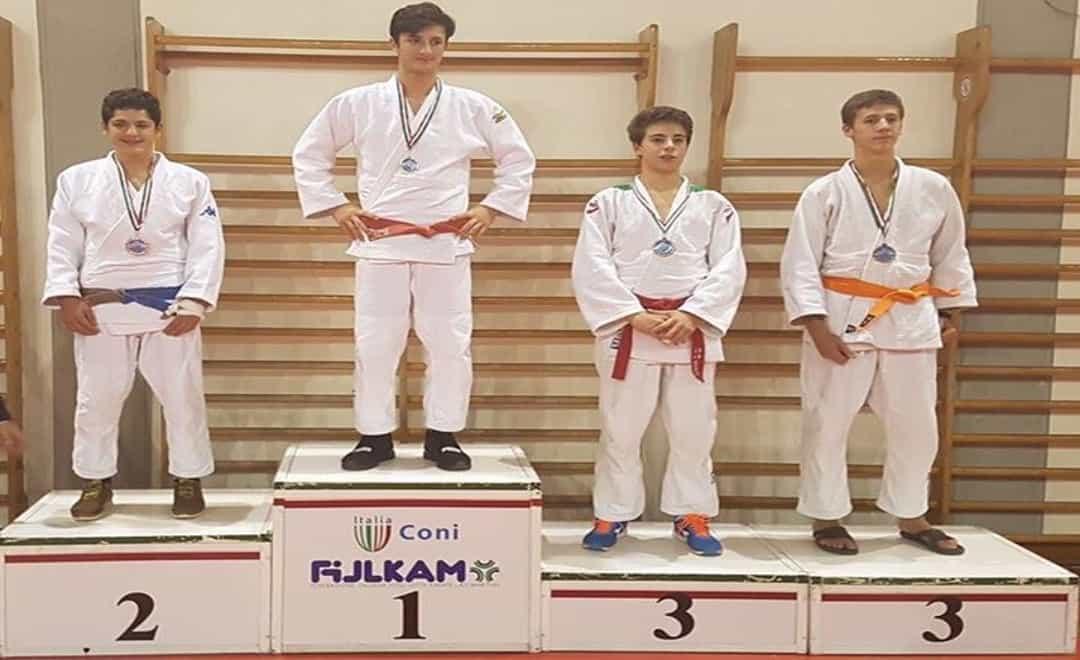 Judo: Zavan alle finale nazionali esordienti