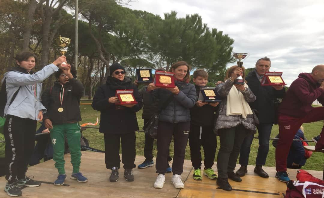 Corsa Campestre: En plein del Foscarini alla Coppa Faganelli