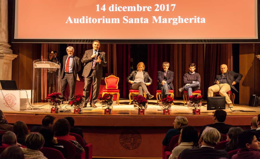 Il CUS Venezia si presenta alla città – 14 dicembre 2017