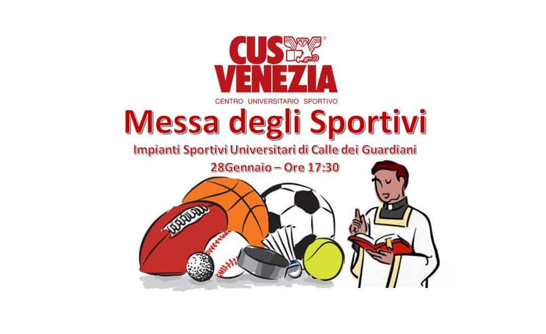 Messa degli Sportivi – 28 Gennaio