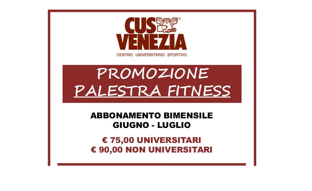 Promozione Palestra Fitness