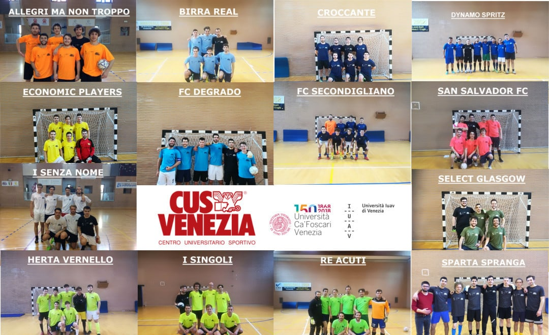 TORNEO DI CALCIO A 5: E' TEMPO DI PLAYOFFS