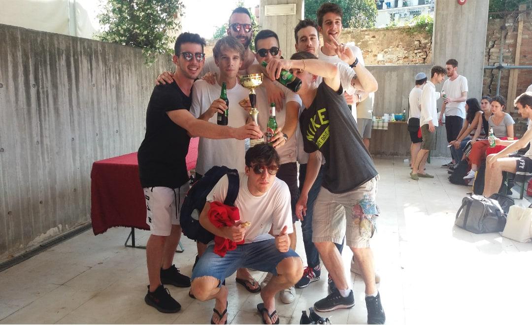 FC Secondigliano vince il torneo universitario