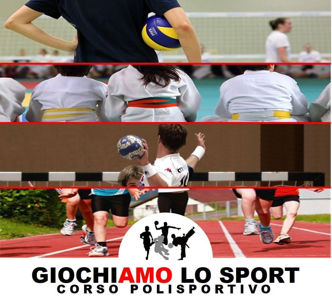 GiochiAMO Lo Sport – Corso Polisportivo