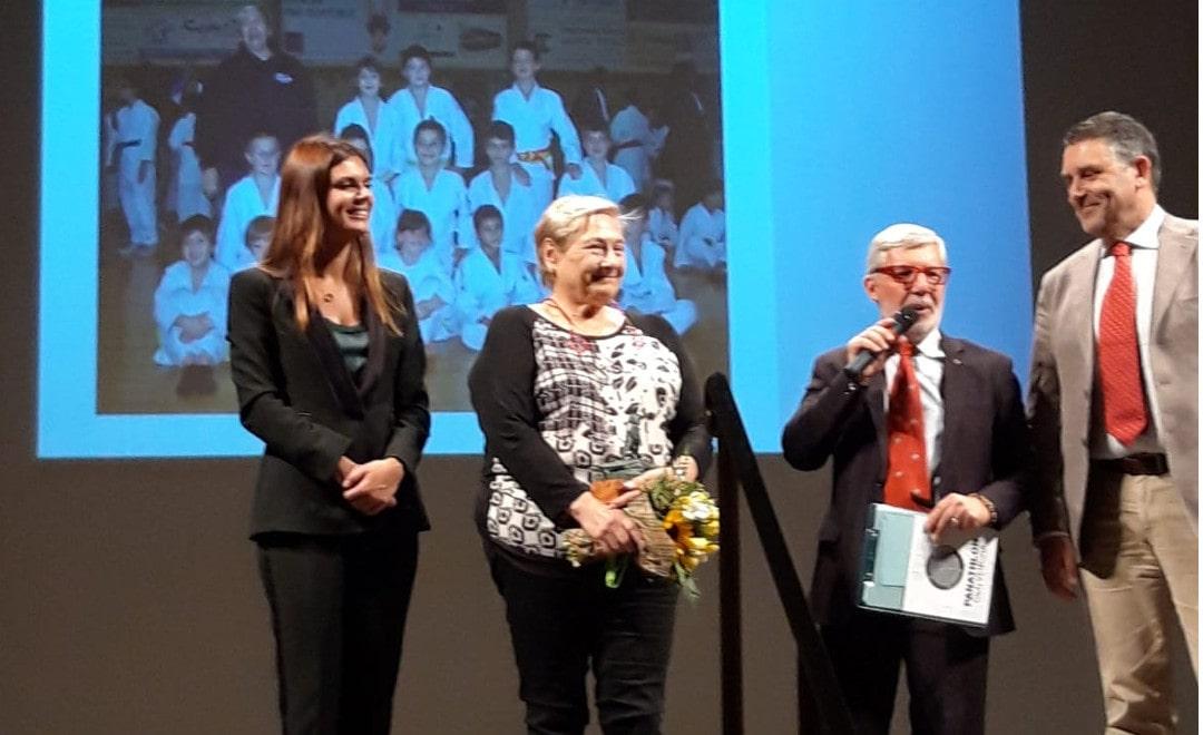 Venice Panathlon Day: Premio Viali a Margherita De Cal