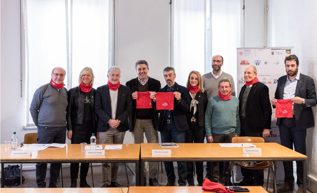 Presentati i Campionati Nazionali Universitari Invernali organizzati dal CUS Venezia
