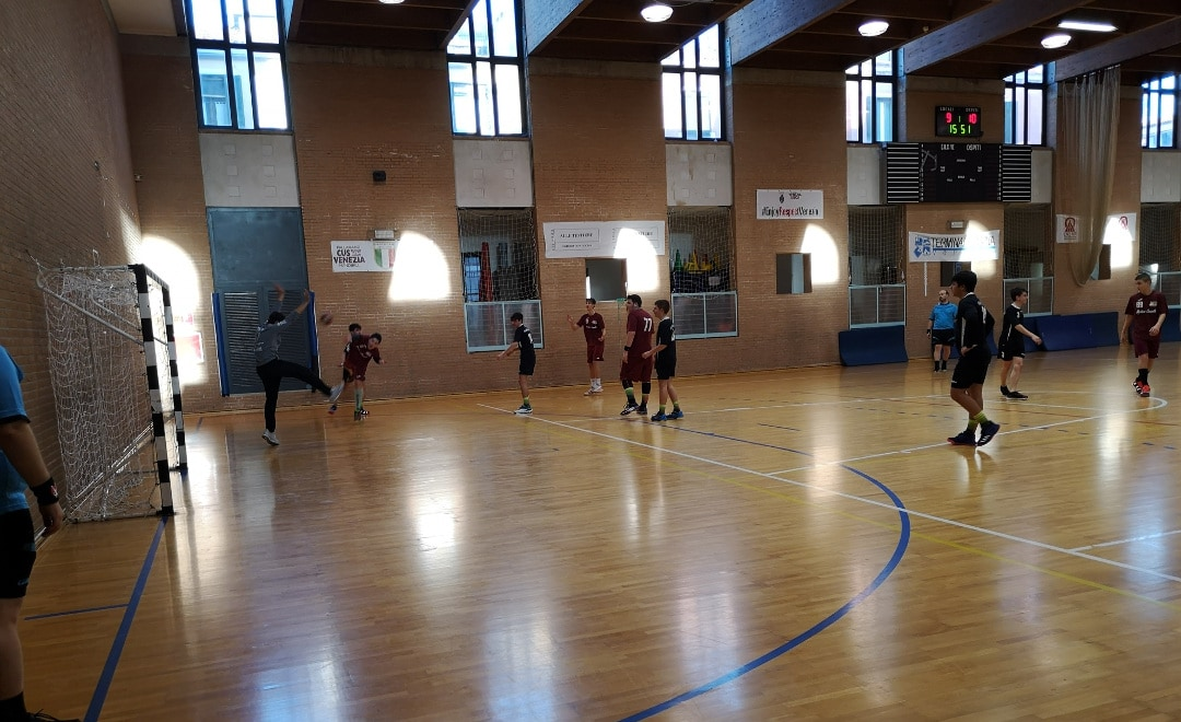 PALLAMANO UNDER 15 OPTIMO CONSIGLIO E UNDER 17 SERENISSIMA SVAGO