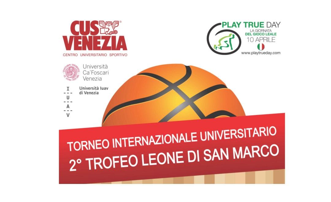 Il CUS Venezia, Cus Verona e gli sloveni dell'Università del Litorale si sfidano nella giornata del Playtrueday contro il doping