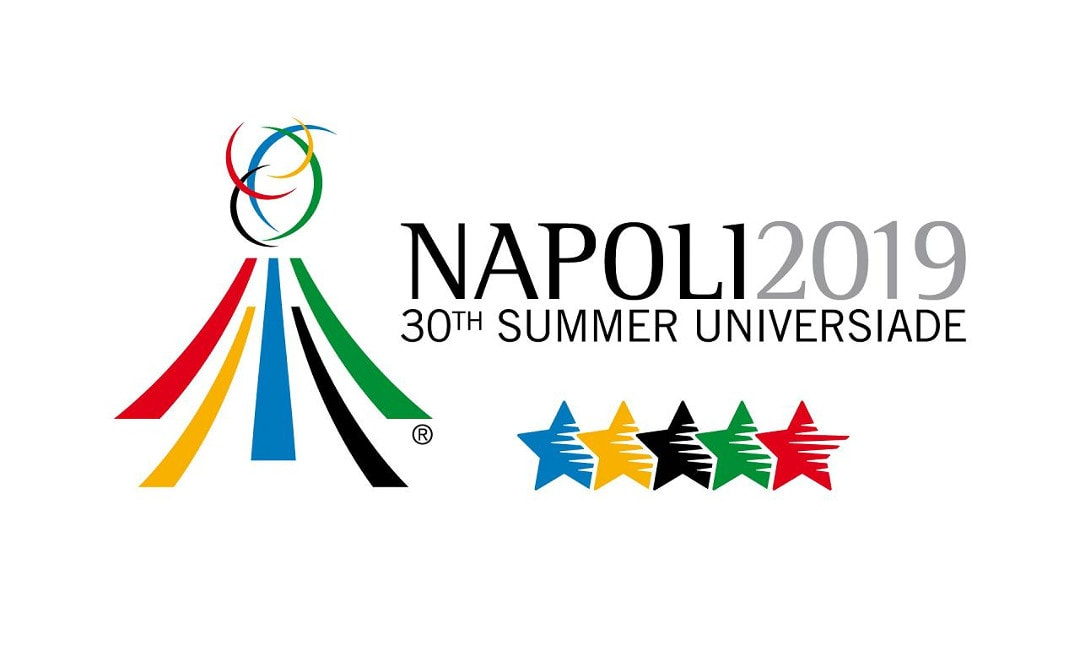 A NAPOLI, DAL 3 AL 14 LUGLIO 2019 –  ECCO I VENEZIANI ALLE UNIVERSIADI