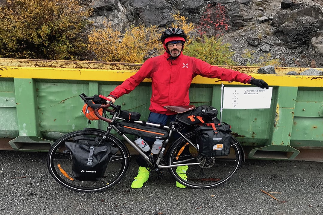 """Oggi parte """"SENZAGIRO – Il Giro d'Italia che non c'è"""": con il Prof. Munarin consigliere CUS Venezia e delegato per lo Sport del Rettore IUAV tra i promotori che ci racconta come è nata l'iniziativa"""