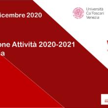 Immagine Presentazione Cus Venezia 15.12.2020
