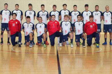 Nazionale U 19 a Campionati Europei 2022